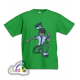 Бен 10 рисувана тениска
