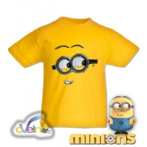 Ръчно рисувана тениска  Дейв